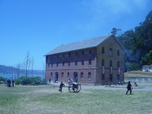 Experience Civil War Days on Angel Island State Park.