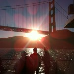 Getaway without going away™ with an Angel Island Tiburon Ferry on San Francisco Bay