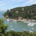 Getting there is half the fun with a ride on The Angel Island Tiburon Ferry.