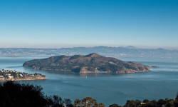 "Discover ""paradise"" in the middle of San Francisco Bay with Captain Maggie and Angel Island - Tiburon Ferry out of Tiburon, California."