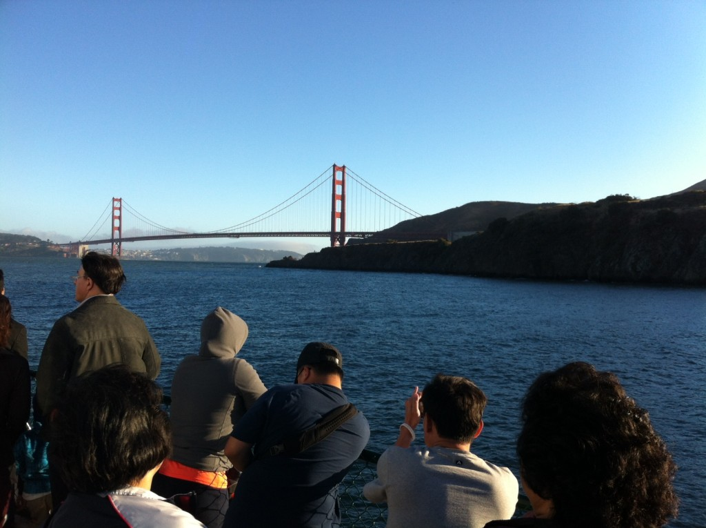 Angel Island Ferry Sunset Cruise