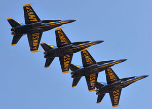 Get ready to experience the thrills of a lifetime onboard an Angel Island Ferry Blue Angels Air Show Cruise!