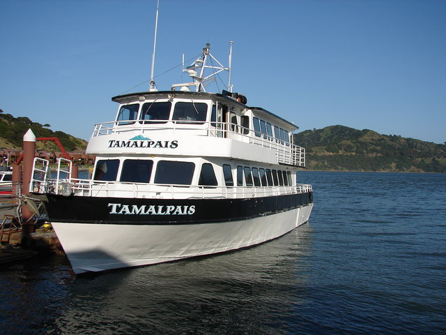 Angel Island Ferry's Tamalpais