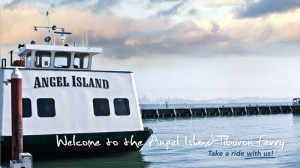 Angel Island - Tiburon Ferry is committed to the safety and wellbeing of our community.
