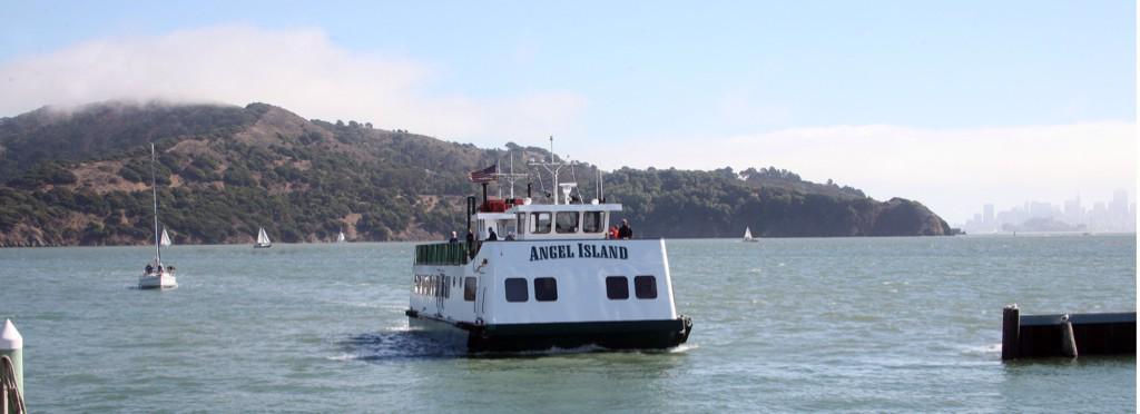 Angel Island Tiburon Ferry Sunset Cruise