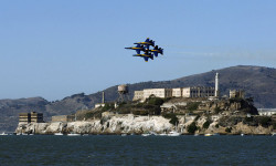 Angel Island Ferry Blue Angels Air Show Cruises