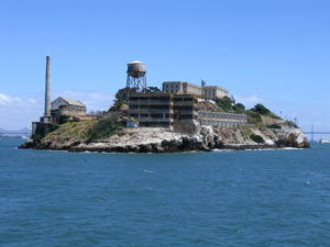 Escape to Alcatraz…with Angel Island Ferry's Alcatraz Circling Tour by way of the Golden Gate Bridge.
