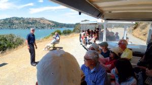 Angel Island Tram Tours