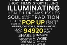 Pop Up 94920: Live, Local, Illuminating Anniversary Edition Friday, April 21st. 6:00-8:00 PM