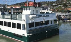 Angel Island - Tiburon Ferry is located on Main Street, in Downtown Tiburon, California.