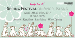 Captain Maggie & Crew together with Angel Island Company invite you enjoy a special weekend of fun for the whole family.