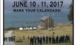 Civil War Days on Angel Island State Park