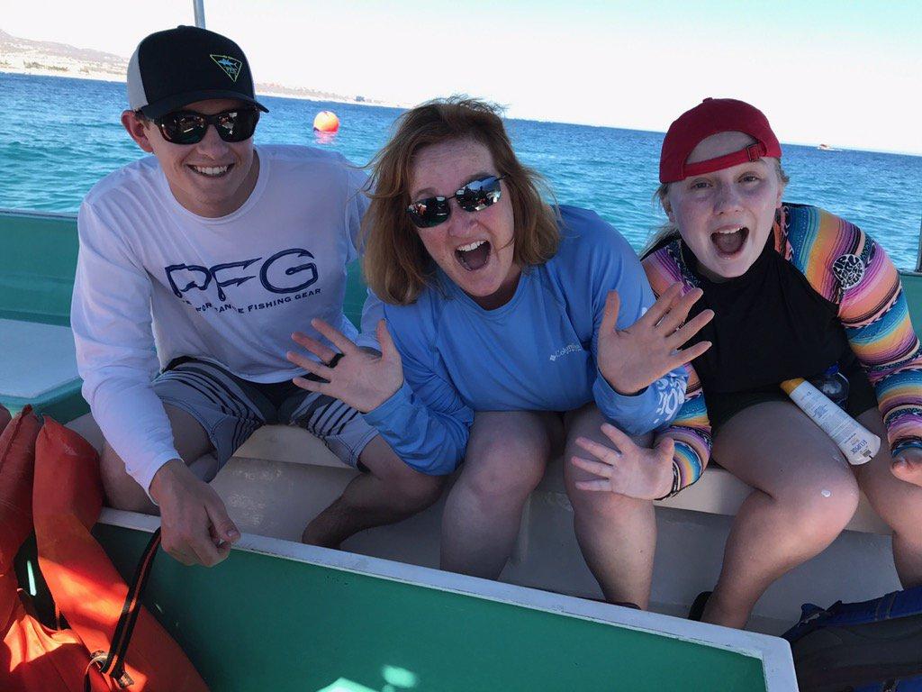 Captain Maggie & Crew