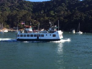 Get on on board Angel Island Ferry Labor Day Weekend for a BBQ picnic in paradise!
