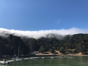 Weekend Warriors find a sense of adventure on Angel Island State Park.