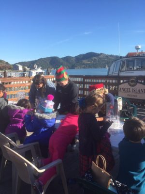 Join Captain Maggie & Crew dockside for a free Holiday Arts & Crafts Workshop this season.