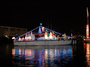 Get on board Angel Island Ferry for the Annual Sausalito Lighted Boat Parade & Fireworks Show.