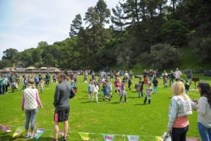 Hop on in Tiburon, California, to attend Angel Island's Spring Festival.