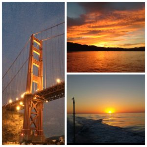 Angel Island Ferry Sunset Cruises