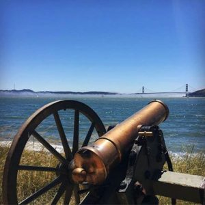 Experience Civil Wars Days on Angel Island State Park with Angel Island Ferry.