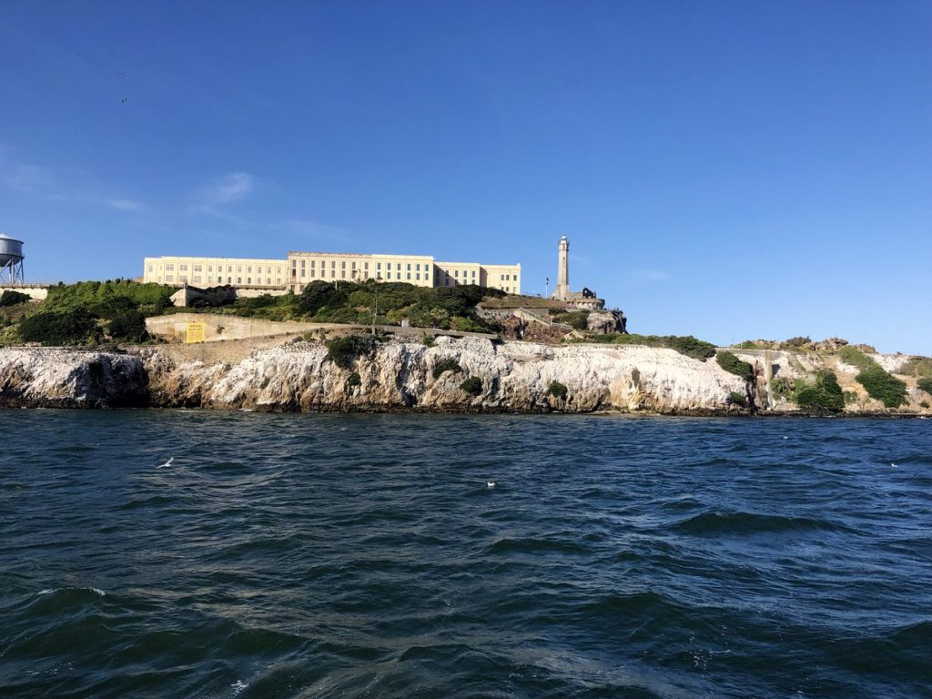 Angel Island Ferry invites you to Escape to Alcatraz this season with a cruise under the Golden Gate Bridge!