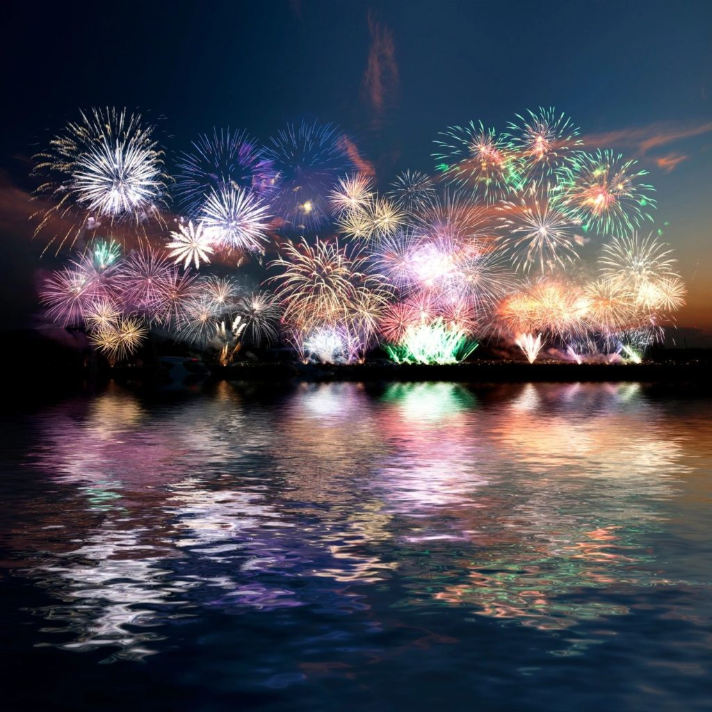 Angel Island Ferry's San Francisco New Years Eve Fireworks Cruise
