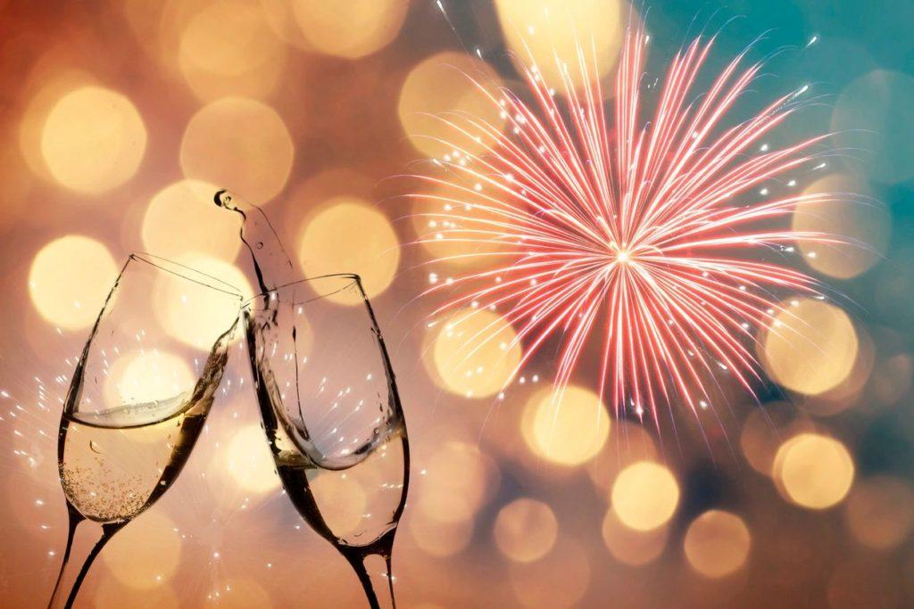 Happy New Year 2020 from Angel Island Ferry